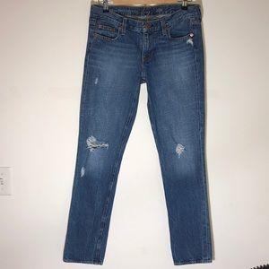 J Crew Vintage Matchstick Jeans Size 28 R